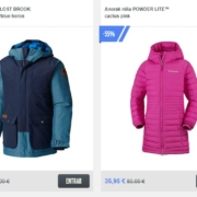 ropa columbia barata para niño